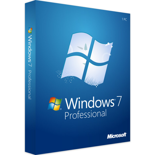 Licence Product key Windows 10 Professional + Windows 7 Professional fyzická + elektronická