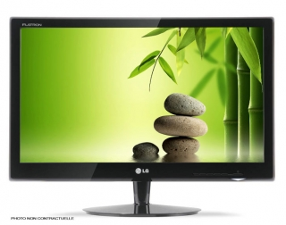 "AKCE! PC LCD Monitor LG 22"" Full HD 1920x 1080"